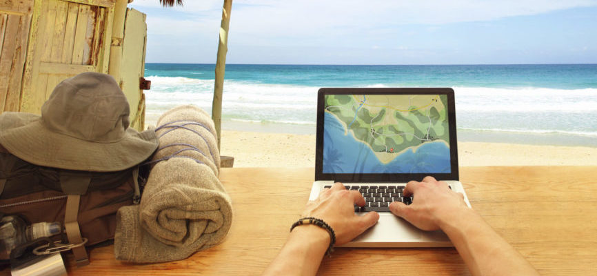 4 Simple Steps You Need To Follow If You Want To Be A Digital Nomad