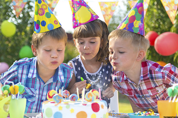 How To Plan a Kid's Party
