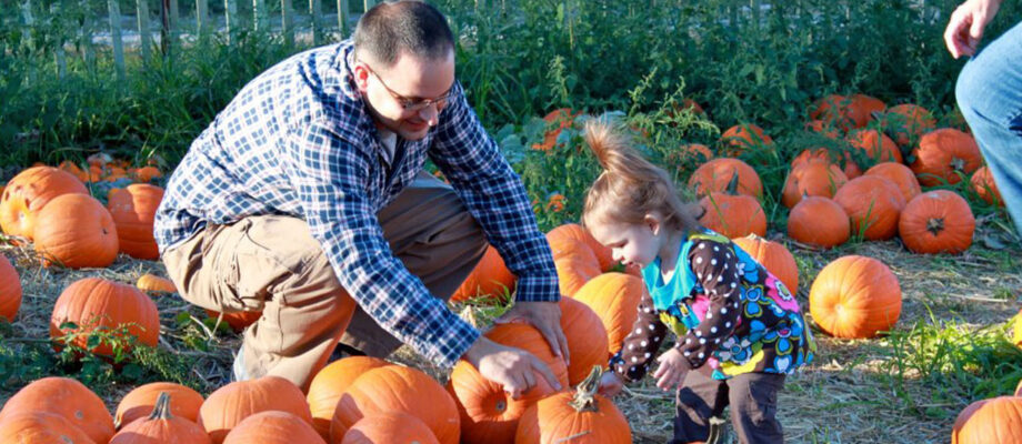 How to: Visiting the Pumpkin Patch for the First Time